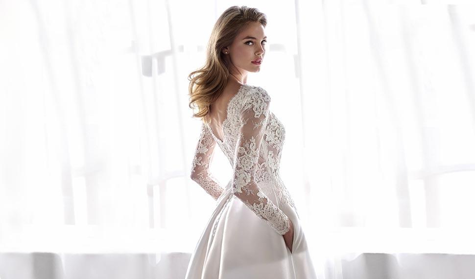 A difícil tarefa de escolher o Vestido de Noiva…